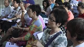 香港民间家长团体呼吁学生返回校园