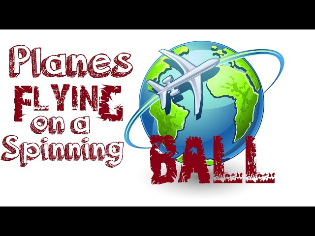 Episode 1 - Planes Flying on a Spinning Ball - Brian Mullin