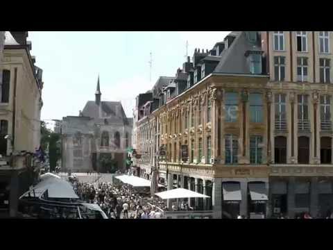 Lille  France  - A Beautiful City