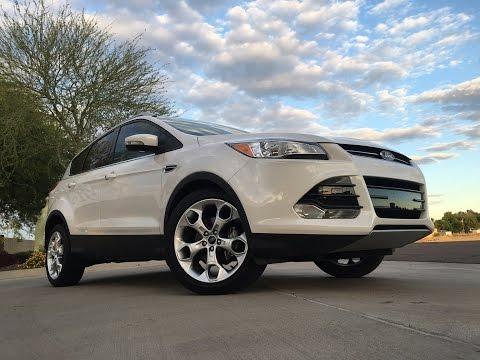 Owner's Review: 2015 Ford Escape Titanium | 10,000 Miles
