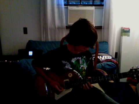 Face Down (Guitar Cover)