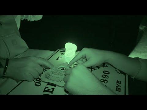 ZoZo Ouija Board Demon Footage Entry 1