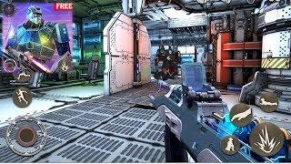 Free Modern Robots Galaxy War : Battleground