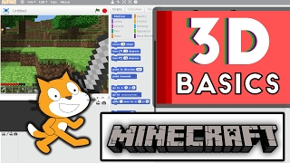 Scratch Tutorial: How to create 3D Minecraft!