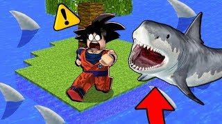 ESCAPE DO TUBARÃO MALVADO DO ROBLOX!! (Shark Simulator)