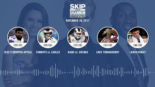 UNDISPUTED Audio Podcast (11.16.17) with Skip Bayless, Shannon Sharpe, Joy Taylor   UNDISPUTED