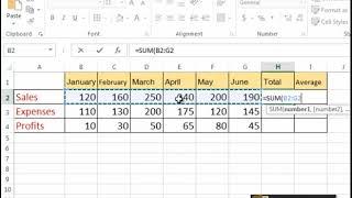 Microsoft Excel  2013 Malayalam chapter 3