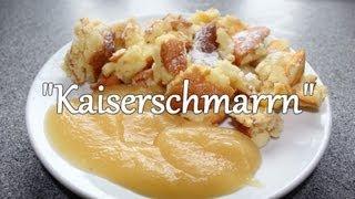 Kaiserschmarrn- Eine Traditionelle österreichische Süßspeise :d