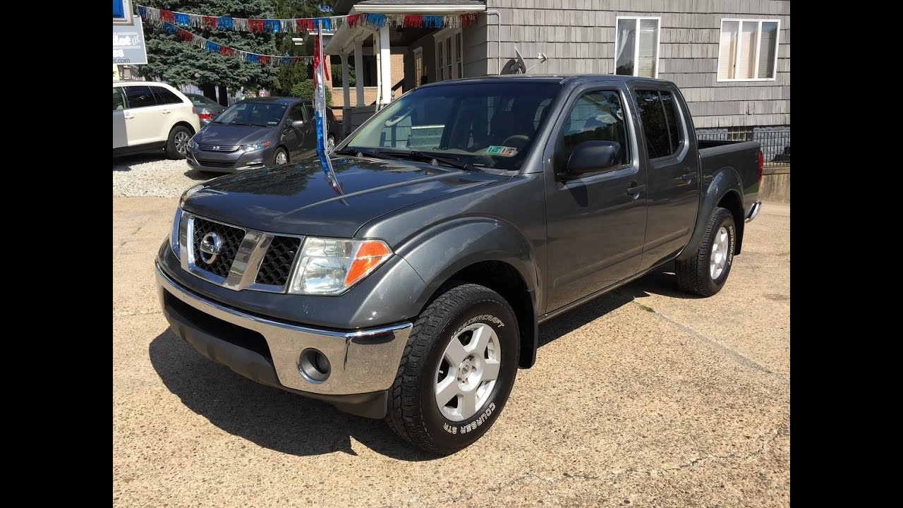 Nissan Frontier 4x4 New Car Update 2020 Polaris Sportsman 335 Fuel Filter 2007 Crew Cab Se Elite Auto Outlet Bridgeport