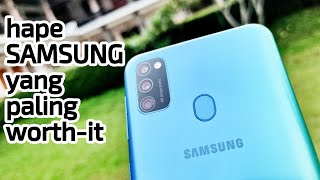 Smartphone Samsung Paling Worth It !! Samsung Galaxy M30s review