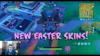 The New Easter Skins! Fortnite Battle Royale