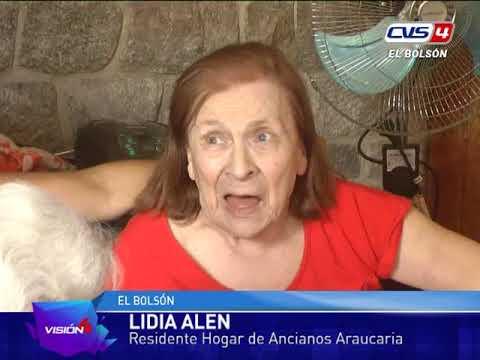 13 12 17 Romano Alen Muestra Hogar de Ancianos Araucaria