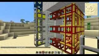 Tekkit Lite - Buildcraft - Tutorial - Remote Power Core