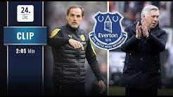 Tuchel und Ancelotti im Gespräch: Wer wird neuer Everton-Trainer?