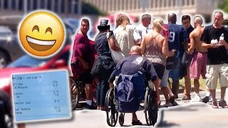 Giving Food To The Homeless! - Pranks Compilation (Ep. 24)