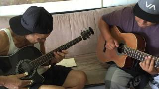 "Acoustic Latin Jazz, Guitar Instrumental ""Titaina"" original song recorded with iPhone 6 Plus"