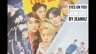 Unboxing & Review GOT7 Album - Eyes On You รีวิว แกะอัลบั้ม GOT7 Eyes + On + You Ver