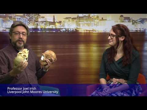 Human Evolution and Dental Anthropology- Joel Irish