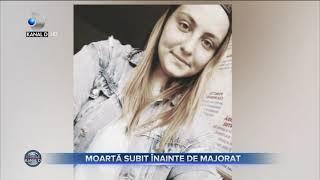 Stirile Kanal D (10.05.2021) - Adolescenta, moarta subit inainte de majorat! | Editie de seara