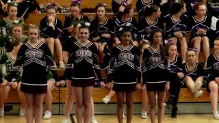Big East Cheering Competition 1 14 17