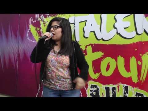 Talent Tour 2016 Colegio Santa Monica