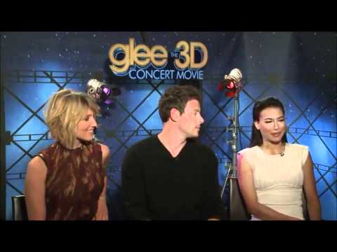 Naya Rivera funny moments 2