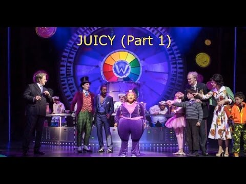 Charlie and the Chocolate Factory Musical - Adrianna Bertola singing Juicy (Part 1) - 2013
