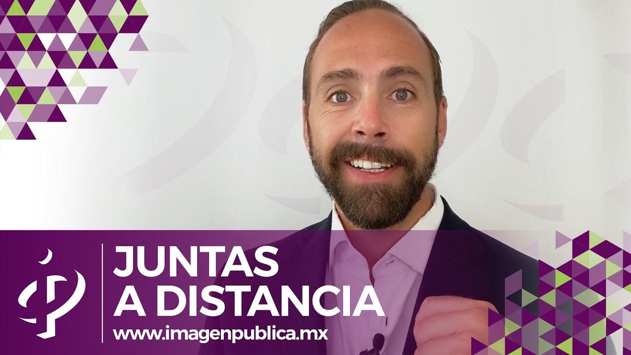 Juntas a distancia - Alvaro Gordoa - Colegio de Imagen Pública