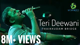 Teri Deewani | Thaikkudam Bridge Live | City Shor - The Best ever Cover of Teri Deewani !Awestruck!! Thumbnail