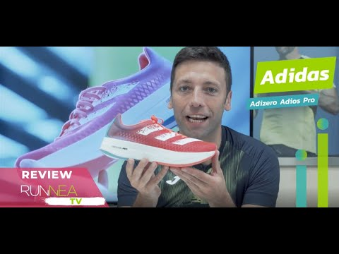 Adidas Adizero Adios Pro I La Zapatilla Más Rápida De La Historia De La Firma Alemana