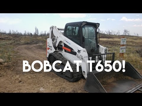 What You Need To Know About The Bobcat T650
