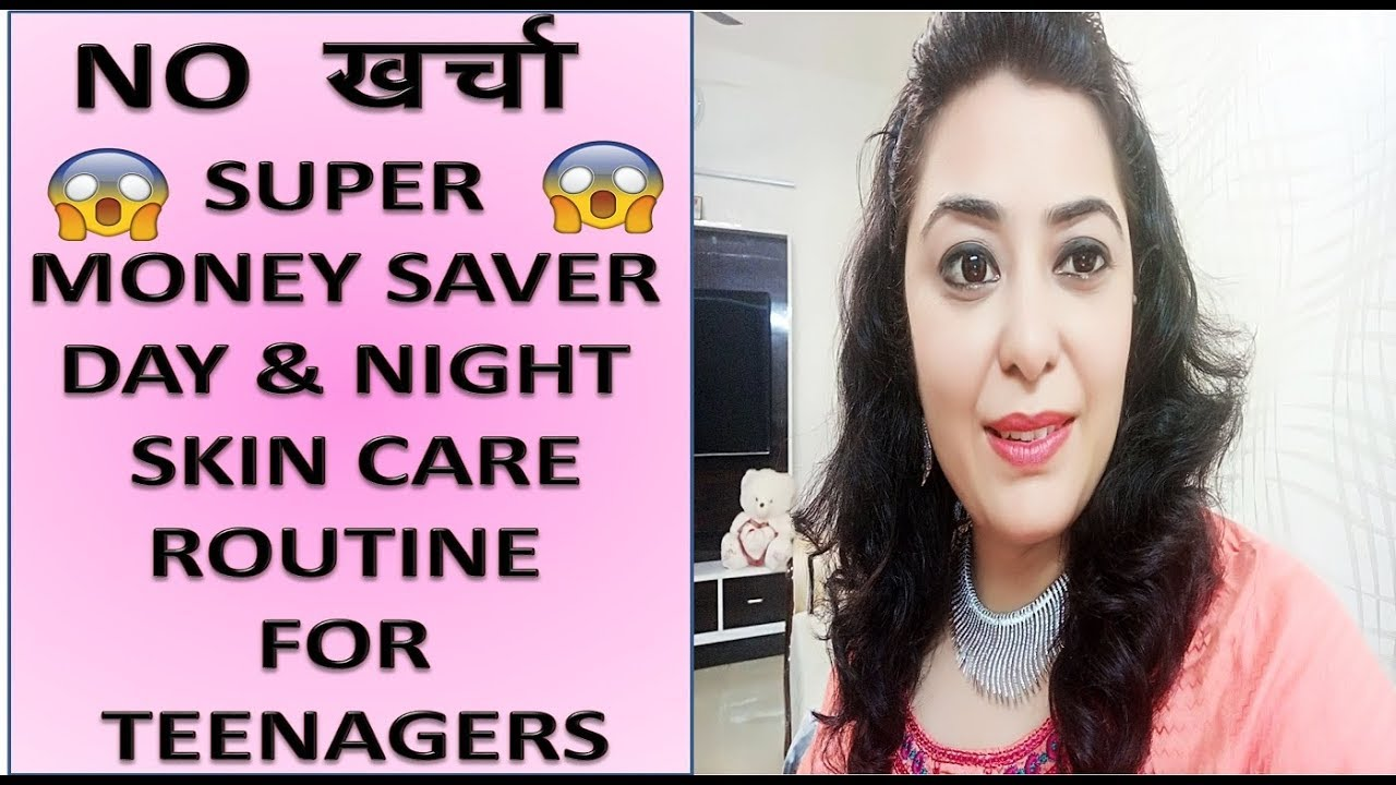 Step By Step Teenage Skin Care Routine for fair glowing & acnefree crystal  clear skin  Pooja Luthra