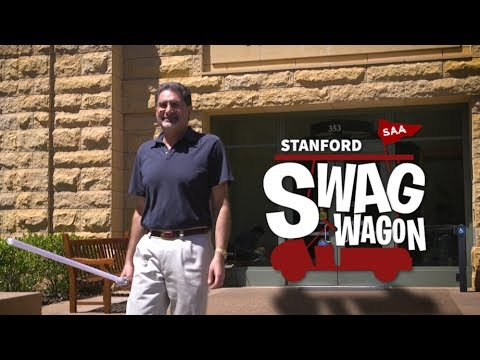 Stanford Swag Wagon with Professor Mehran Sahami