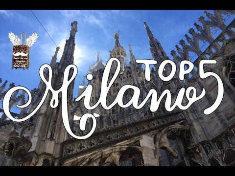 qué ver en Milán a pié en un día - top 5