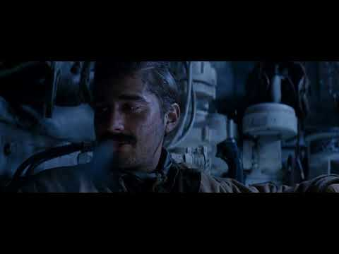 Brad Pitt   Norman  Fury Main Battle Scene