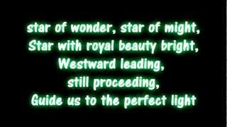Abney Park - We Three Kings lyrics