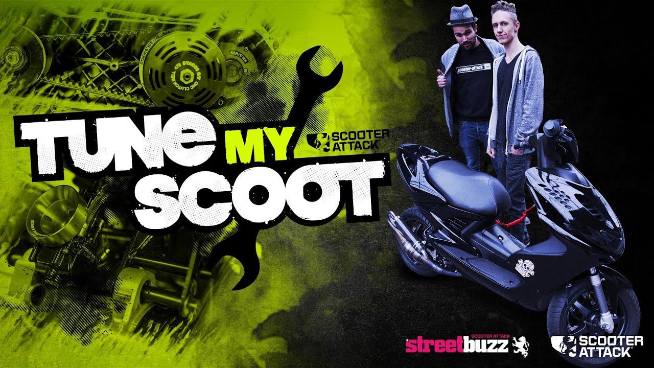 Scooter Attack Gutschein 2019