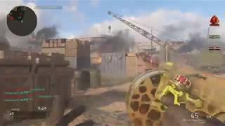 Call of Duty WW2 test