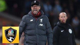 Jurgen Klopp, Liverpool players react to big win v. Manchester City | Premier League | NBC Sports