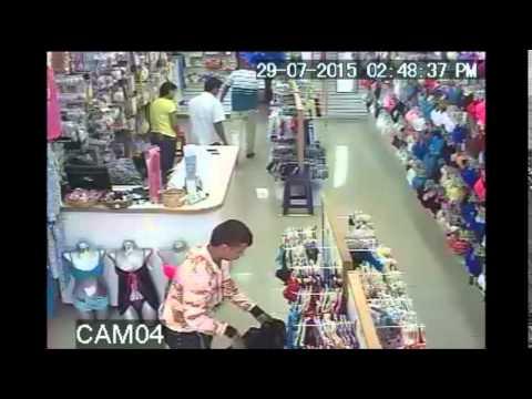 Robo Fajas Valencia Carabobo Camara 4