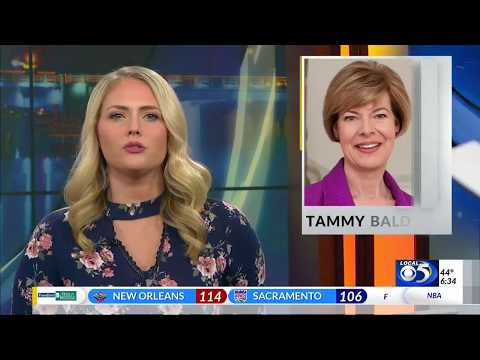 WFRV: Senator Tammy Baldwin Statement on Opioid Epidemic