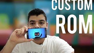 Melhores Custom ROM para Android
