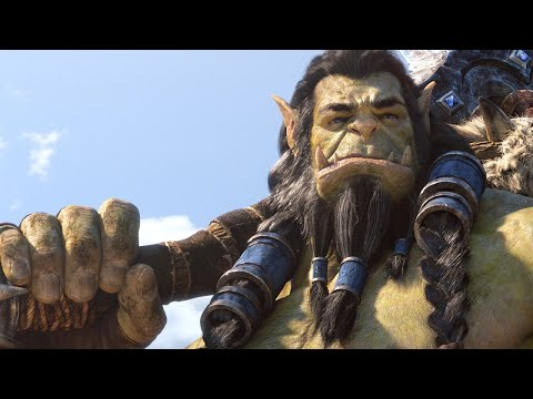 "World of Warcraft's ""Safe Haven"" cinematic shows the return of Thrall"