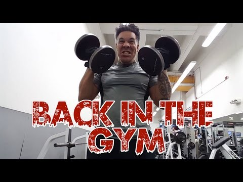 Back in the Gym with ManAmal