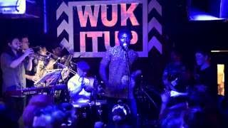 Ijebu Pleasure Club - Live at Wuk It Up youtube