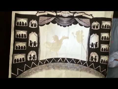 Moulin Roty Shadow Puppets