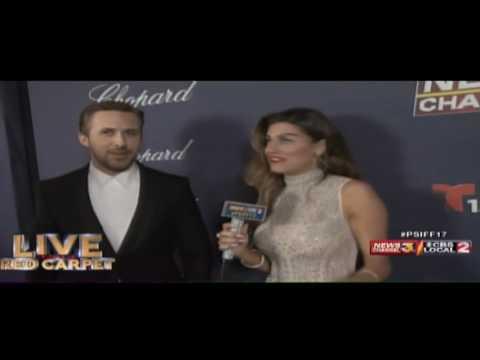 Ryan Gosling's awkward Palm Springs Film Festival Interview