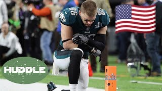 NFL New Rule FINES Teams For Not Respecting American Flag!   Huddle