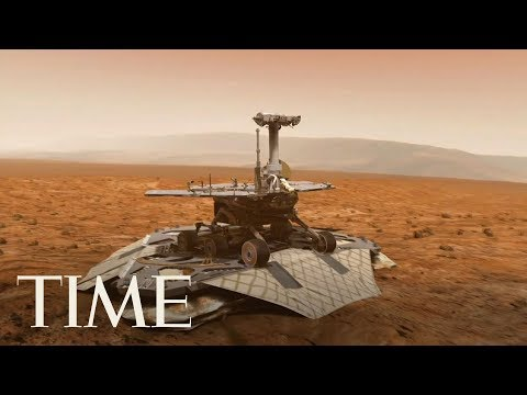 A Eulogy For NASA's Opportunity Rover | TIME