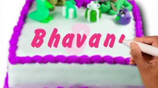 Happy Birthday Bhavani